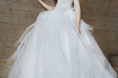 Die 50 schönsten Brautkleider internationaler Designer für Ihre Hochzeit 2015!