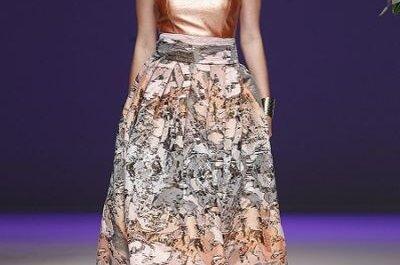 Farbige Brautkleider für das Standesamt – aus den neuen Kollektionen 2013