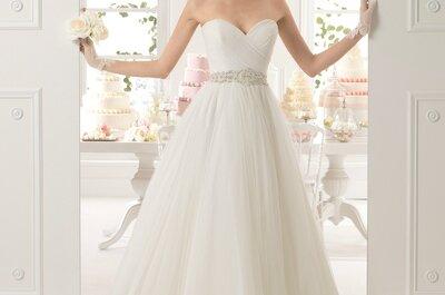 Suknie ślubne do połowy łydki! Znajdź swoją kreację ślubną!