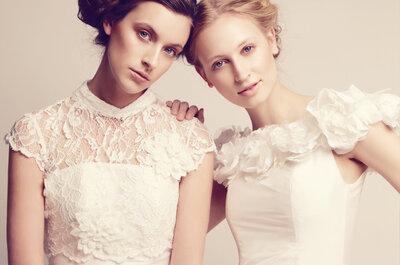 6 diseñadores latinoamericanos top: ¡Amarás sus vestidos de novia!