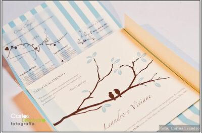 Aprende a redactar las invitaciones de la boda en dos idiomas