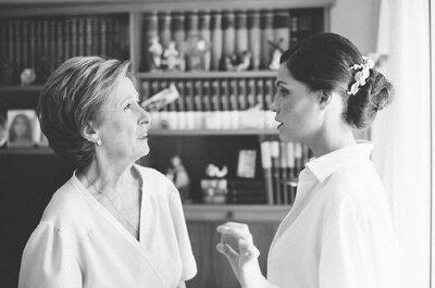 Ocho señales que demuestran que tu pareja se parece a tu madre más de lo que te gustaría