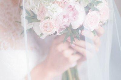 Свадьба в пастельных цветах: ставка на романтику!