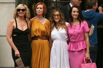 A Sex & The City themed hen party