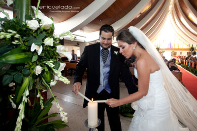 Conoce sobre la ceremonia de las velas para tu boda