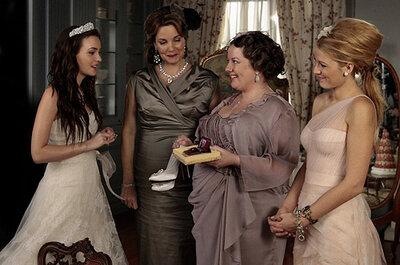 Los vestidos de novia de Gossip Girl