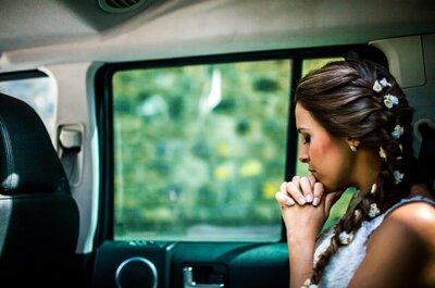 Como fazer a entrada e saída da cerimônia do casamento?