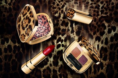 Lo último en make up de lujo: Dolce&Gabbana Animalier Signature Collection