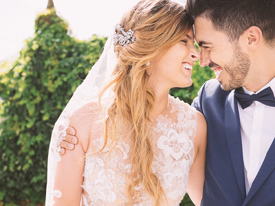 Real Wedding: Joana + Iván - an Erasmus Encounter that led to Everlasting Love