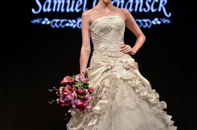 Vestidos de Noiva Samuel Cirnansck 2016: feminilidade e poder aliados em modelos incríveis!