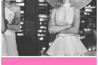 5 acessórios poderosos para noivas ousadas selecionados no Bride Style 2013
