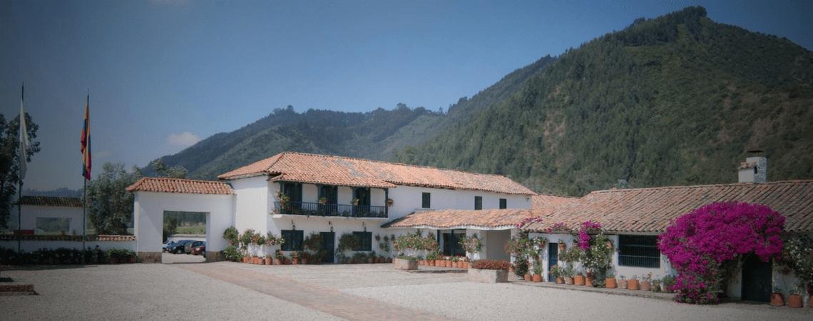 4 lugares históricos para tu boda en Bogotá. ¡Te enamorarás!