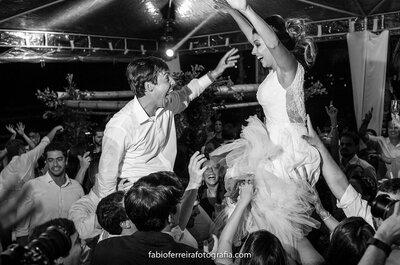 Um DJ especializado é sinônimo de sucesso do seu casamento: Saiba o porquê!