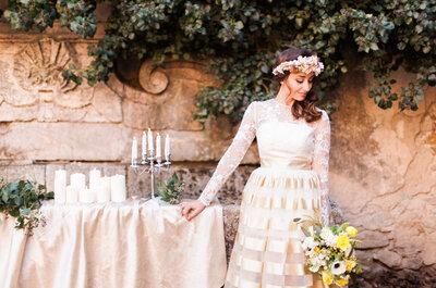 Los 13 mejores diseñadores de vestidos de novia de Madrid
