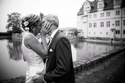 Real Wedding: Eine romantische Hochzeit im Schloss Münchhausen