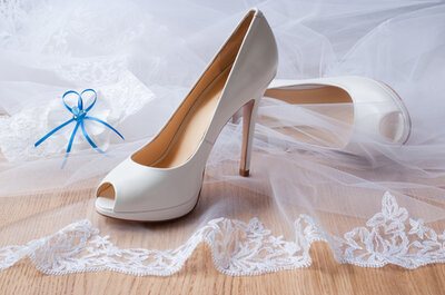 Choosing The Perfect Wedding Shoes