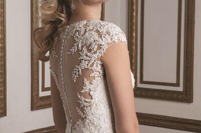 Prévia da nova coleção de vestidos de noiva Justin Alexander para 2016