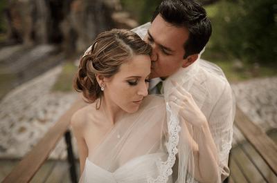 Detalles extraordinarios en una boda de ensueño: El gran día de Miriam y Fernando en El Batán