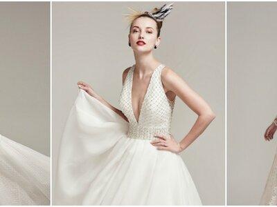 Setzen Sie auf Brautkleider für den Herbst 2016 von Sottero & Midgley!