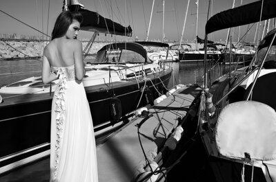 Kobiecość w kolekcji ślubnej Galia Lahav 2013 / 2014