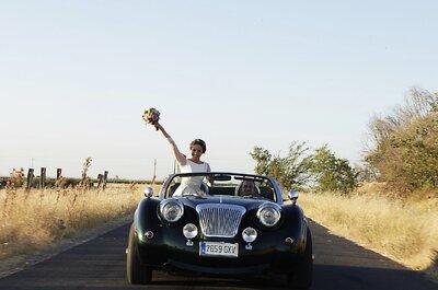 Como escolher o carro que você chegará no seu casamento? 5 dicas fundamentais!