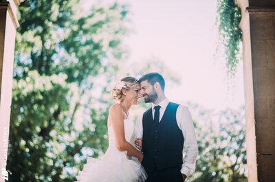 Le mariage champêtre chic à Bordeaux de nos beaux amoureux Aurélie et Jérémy