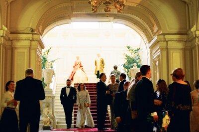 Санкт-Петербург: 10 лучших мест для проведения выездной свадебной церемонии!