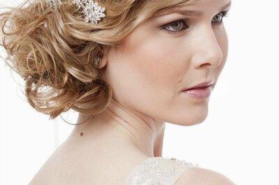 Coque baixo no seu penteado de festa: 20 opções elegantes e lindas!