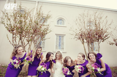 A Bride's Guide to Caring for Bridesmaids