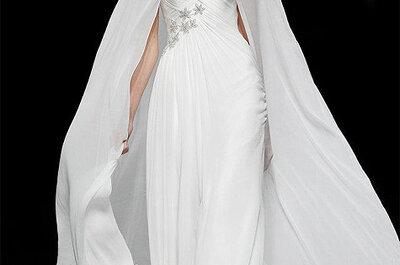 10 vestidos de noiva Pronovias 2013