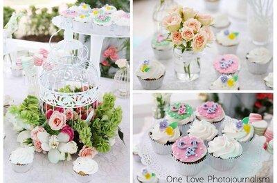 Las 10 mejores empresas de mesas dulces para bodas en Bogotá