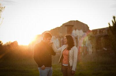 15 escenas románticas vistas en prebodas