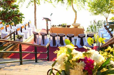 Las Lagunas de Las Madres: naturaleza y exclusividad unidas para celebrar una boda de diez