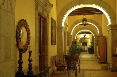 Los hoteles más lindos en Morelia para una boda de encanto