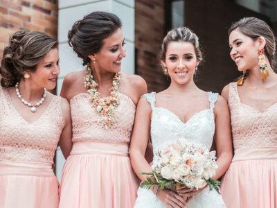 8 cosas que tus damas de honor deberían saber cuando las escojes