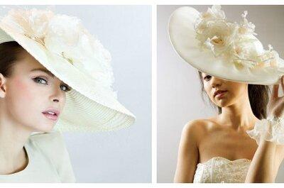Co zamiast welonu: kapelusze, toczki, woalki