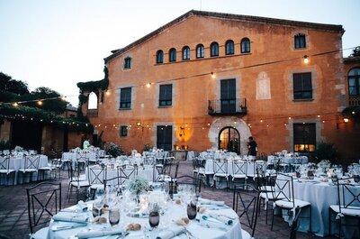Los 11 mejores wedding planners de Barcelona