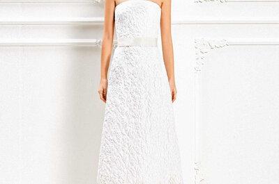Max Mara 2015: Vestidos de novia perfectos para las chicas que aman la moda