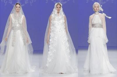 Os vestidos de noiva vintage de M&M 2015