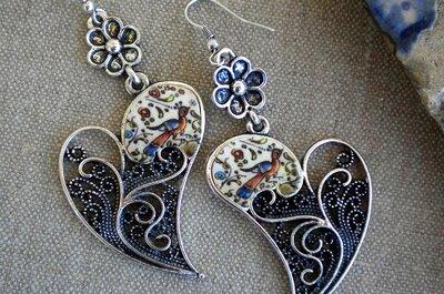 3 ideas modernas para tus joyas de novia