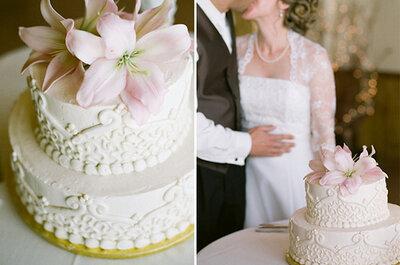 5 Ideen für eine thematische Hochzeitstorte