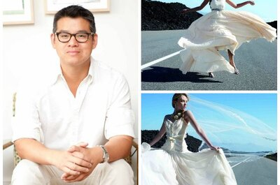 An Exciting Wedding Collaboration in the Making: BHLDN and Peter Som