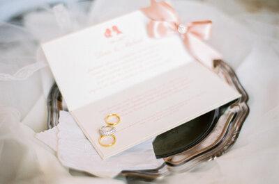 7 momentos em que NÃO DEVEM usar o vosso anel de noivado: tomem nota!