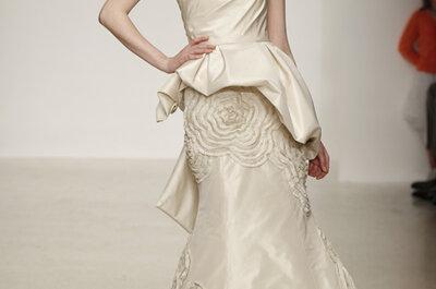 Elegante colección de vestidos de novia Amsale 2013