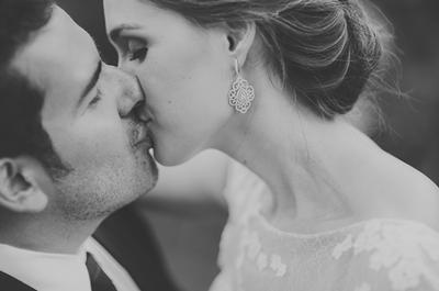 Porque será que as fotos a preto e branco são as mais bonitas do casamento?
