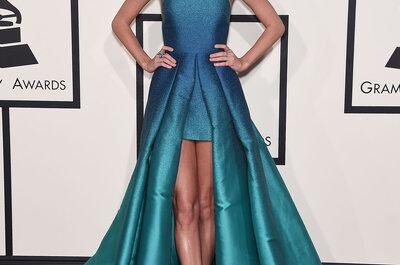 Découvrez les plus belles tenues des Grammy Awards 2015