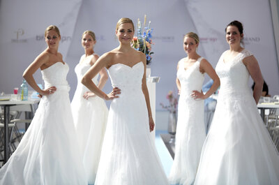 The International Bridal Fashion Exhibition for up and coming designers: Interbride 2016