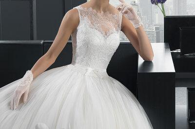 Two de Rosa Clará 2015: Prepárate para ser testigo de los vestidos de novia más románticos