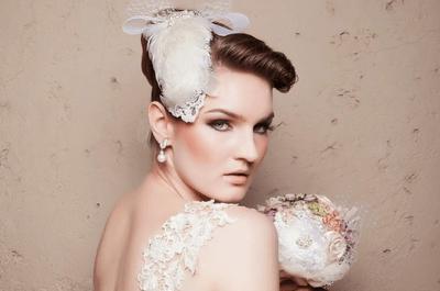 5 tendências TOP de maquiagem para noivas 2016: da naturalidade ao glamour máximo!