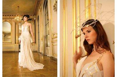 Beaumenay Joannet 2016 : une collection glamour pour une mariée de caractère